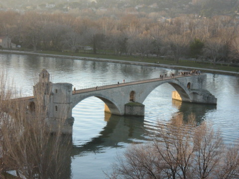 Pont d'Avignon (photo beaujarret.fiftiz.fr)